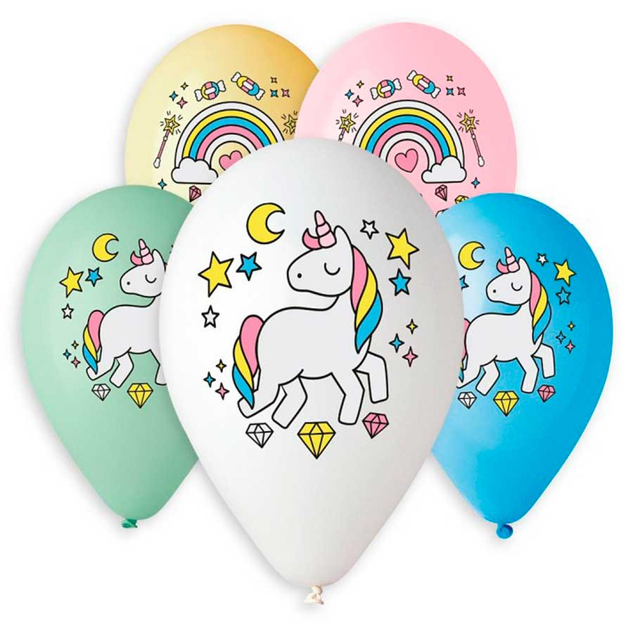 Гелевые воздушные шарики